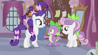 Spike -Just right- S2E05