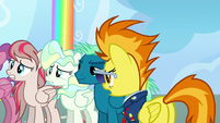 """Spitfire """"culminating in a final evaluation"""" S6E24"""