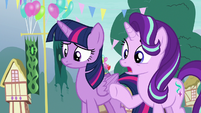 """Starlight """"maybe they'll like each other"""" S7E15"""