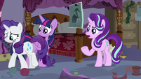 """Starlight """"why are ponies cancelling their orders?"""" S7E14"""