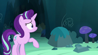 Starlight realizes Sunburst isn't next to her S7E24