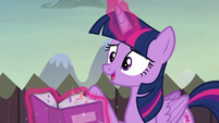 """Twilight """"we can find some common ground"""" S5E23"""