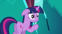 Twilight realizes something S3E2