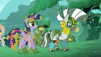 Zecora --the one that come here-- S5E26