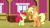 """AJ """"I don't think it was the Great Seedlin'"""" S9E10"""