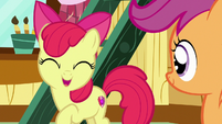 """Apple Bloom """"my favorite thing to do"""" S7E6"""