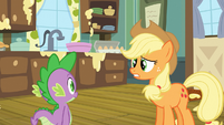 """Applejack """"I can take it from here"""" S03E09"""