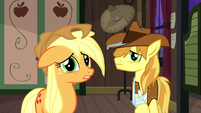 "Applejack ""you really wanna take that chance?"" S5E6"