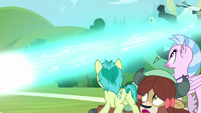 Bugbear gets blasted by Starlight's magic S8E15