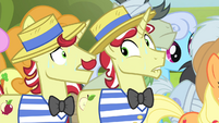 Flim and Flam sweating S4E20