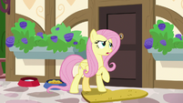 "Fluttershy ""I wish I could say the same"" S7E5"