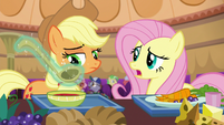 """Fluttershy """"it certainly isn't for Gladmane"""" S6E20"""
