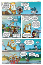 Legends of Magic issue 8 page 4