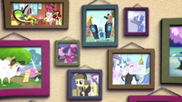 More photographs on Pinkie Pie's wall BFHHS3