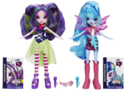 Sonata Dusk and Aria Blaze Equestria Girls Rainbow Rocks dolls.png