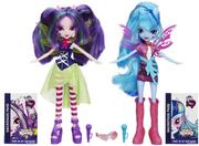 Sonata Dusk and Aria Blaze Equestria Girls Rainbow Rocks dolls.png