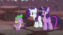 Spike --I have to do it!-- S6E5