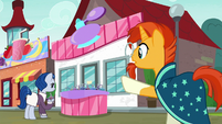 """Sunburst """"this used to be a fruit stand"""" S8E8"""