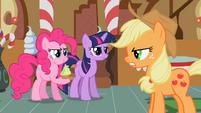 Twilight, Pinkie & Applejack S2E8
