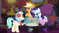 """Applejack """"reminds me of Ponyville"""" S5E16"""