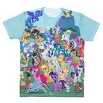 MLP Season One Allover T-shirt front WeLoveFine