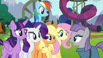 """Maud Pie """"it was nice to meet you all"""" S4E18"""
