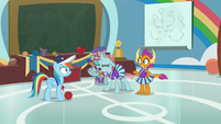 """Ocellus """"you could have shown us!"""" S9E15"""
