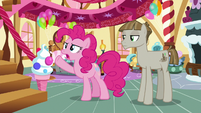 """Pinkie Pie """"there's no time to waste"""" S8E3"""