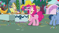 Pinkie Pie -I don't want to hear it!- S7E23