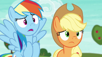 """Rainbow """"they mopped the field with us"""" S6E18"""