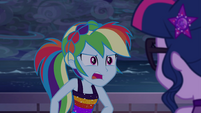 """Rainbow """"you don't want me to be right"""" EGSB"""
