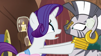 """Rarity """"I was hoping you could help!"""" S8E11"""