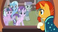 S07E24 Sunburst żegna się ze swoimi przyjaciółkami