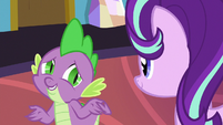 """Spike """"I mean, you could"""" S7E1"""