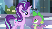 """Spike """"Well, Twilight obviously thinks you're worth being friends with!"""" S6E2"""