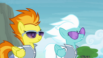 Spitfire and Fleetfoot -permanently- S4E10