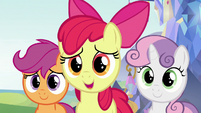 "Apple Bloom ""how'd the test go?"" S8E12"