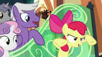 """Apple Bloom """"in the Battle of Canterlot"""" S8E6"""