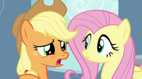 "Applejack ""how do we get her to stop?"" S5E5"