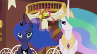 Celestia and Luna bitter with each other S5E9