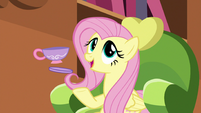 """Fluttershy """"never known anypony as funny as you"""" S5E7"""