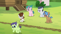 Green camper colt crosses the dividing line S7E21