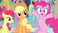 """Pinkie """"and only by one medal"""" S4E24"""