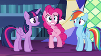 Pinkie Pie -why wasn't I told about it-- EG2