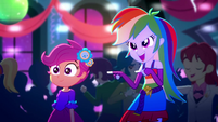 "Rainbow Dash ""challenge accepted!"" SS3"