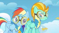 Rainbow Dash little guilt S3E7