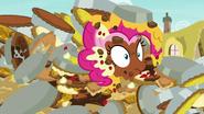 S07E23 Pinkie zasypana ciastami