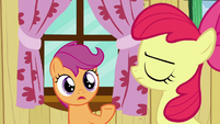 "Scootaloo ""it just sort of happens"" S6E19"