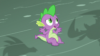"""Spike """"how it could go wrong"""" S7E15"""