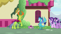 """Spike """"is about to begin!"""" S7E15"""